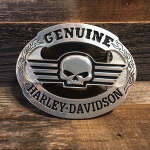 Harley Davidson Belt Buckle Lmt. Edition 2006